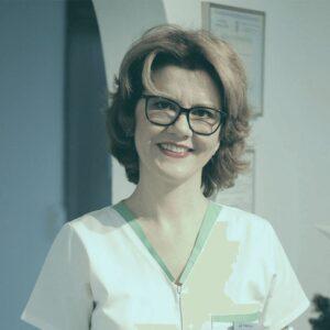 dr Cristiana Nicolae @ clinica stomatologica CriniDent Craiova