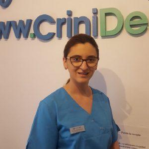 dr Delia Popescu @ CriniDent