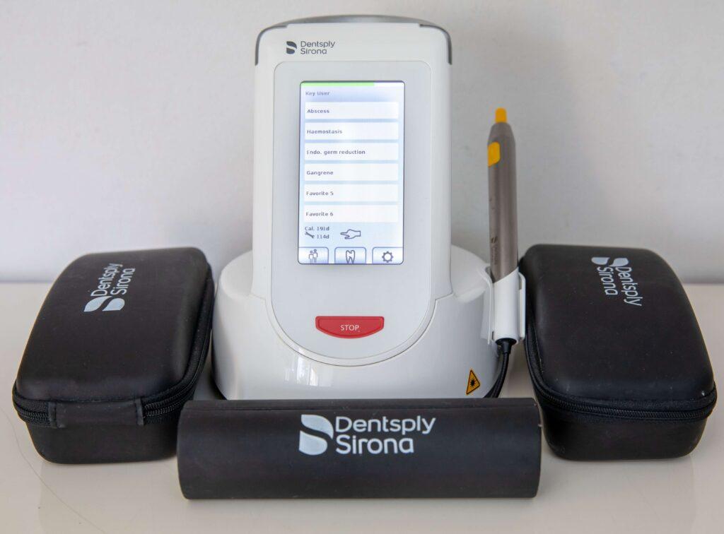 laset Sirona Dentsply - clinica dentara CriniDent