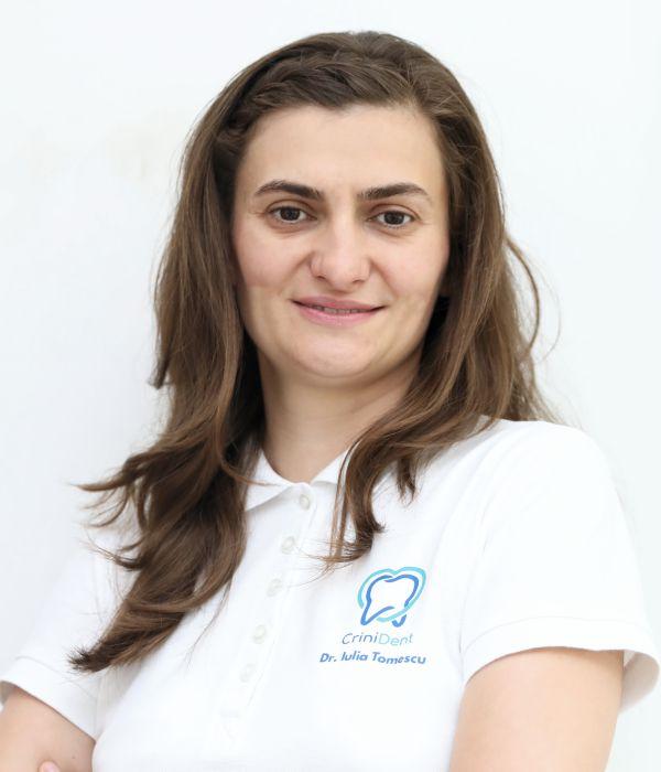 Picture of Dr. Iulia Tomescu